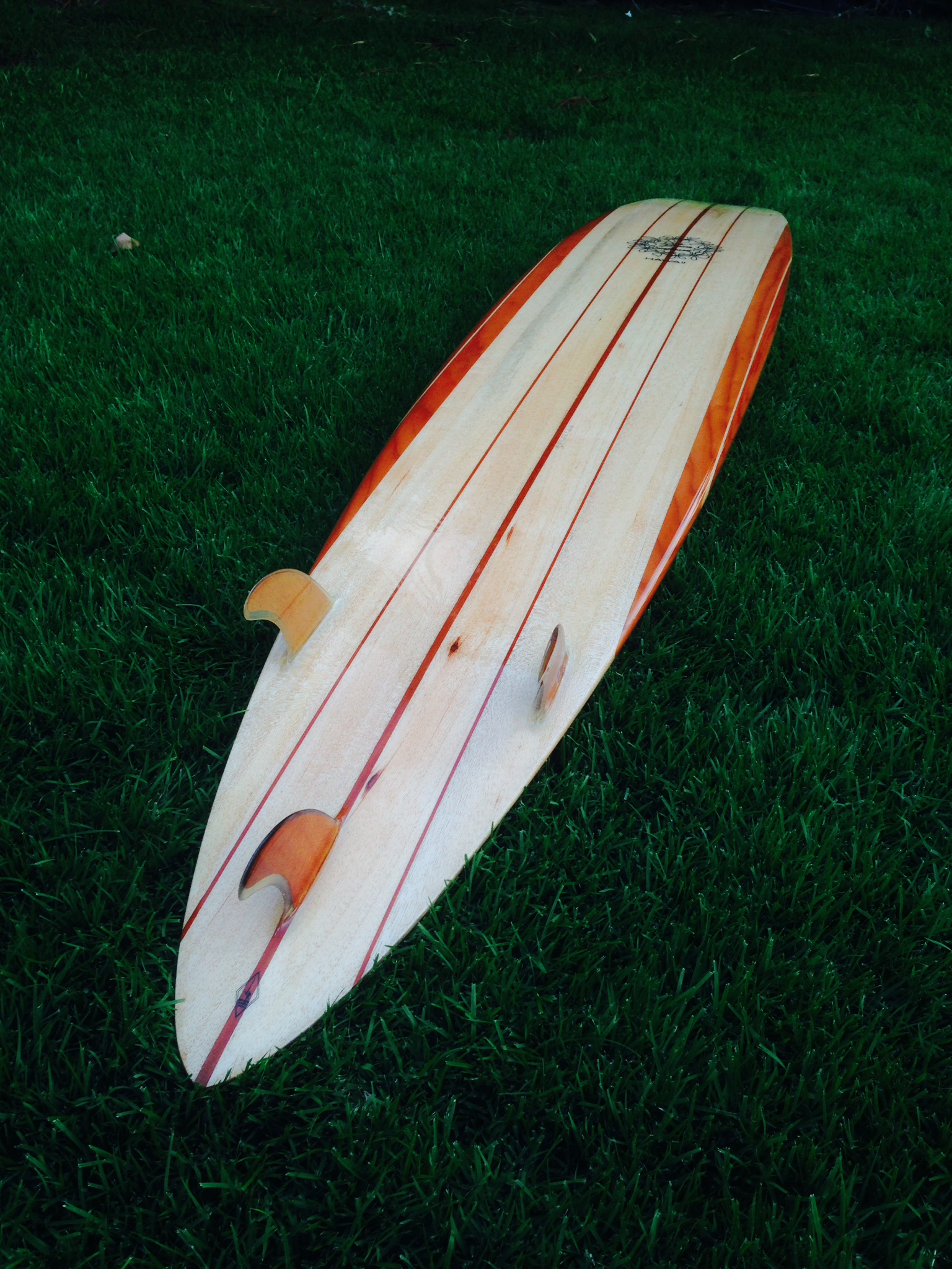 Koa Wood Surfboards For Sale