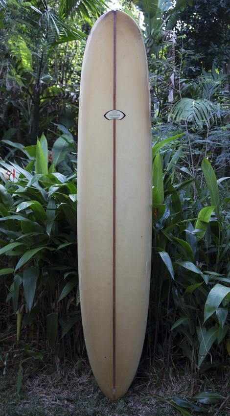 David Nuuhiwa Bing Noseriding Model 9 10 Longboard Mid 1960s