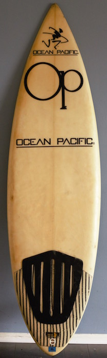 Ocean Pacific (OP) thruster 6'0 All original (early 1980s)