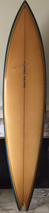 *RARE* Channel Islands 7'2 shaped by Al Merrick | All original (early 1970s)