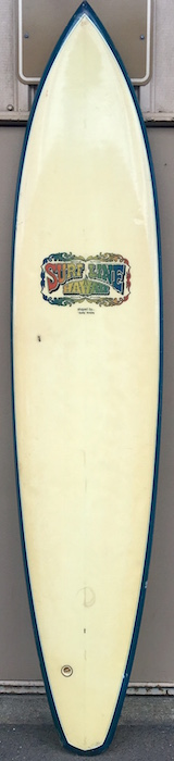 Surf Line Hawaii 7'6 by Buddy Dumphy #13194 | All original (mid 1970s)