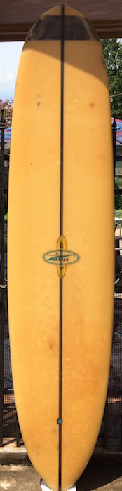 Hansen Mike Doyle model 8'4 single fin #16114 | All original (late 1960s)