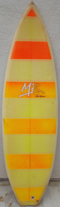 Mark Richards 5'10 thruster serial #22 | All Original (1985)